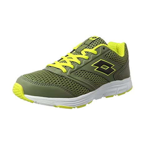 Sports Lotto Scarpe Running S7557 Gym Casual Green Speedride 6bgY7fy