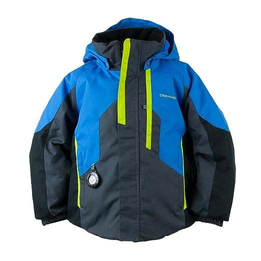 14cc8615172f Amazon.com  Obermeyer Kids Baby Boy s Meteor Jacket (Toddler Little ...