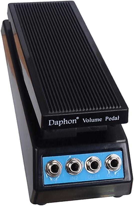 Baoblaze Pedales Efectos para Guitarras Sonidos Estéreos Volumenes