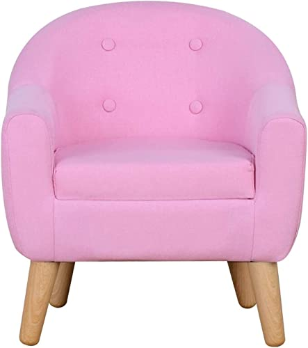 Single Upholstered Kids Armchair,Toddler Chair