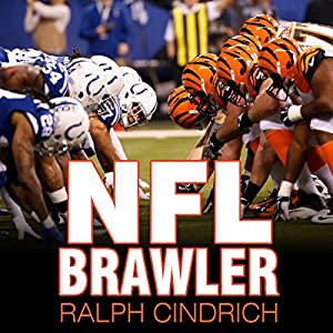 NFL Brawler Audiobook