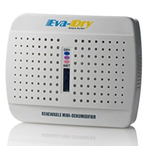 Eva-Dry Wireless Mini-Dehumidifier width=