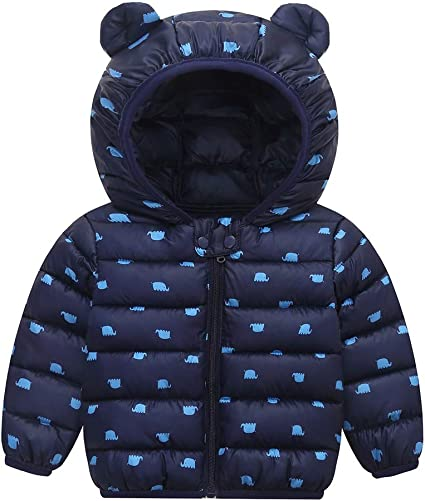 Toddler Girls Assorted Puffer Jackets Size 3T