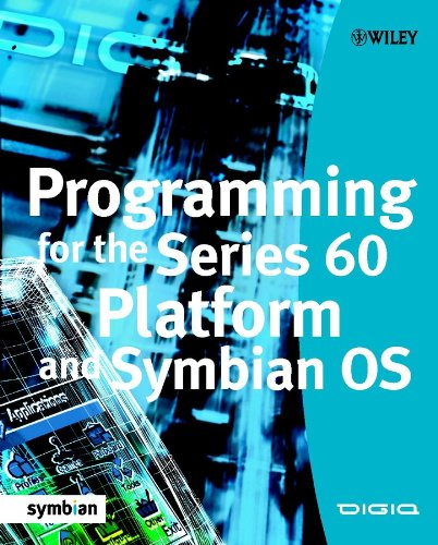 Download Programming for the Series 60 Platform and Symbian OS (Symbian Press) Pdf