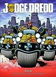 Judge Dredd: Origins by John Wagner front cover