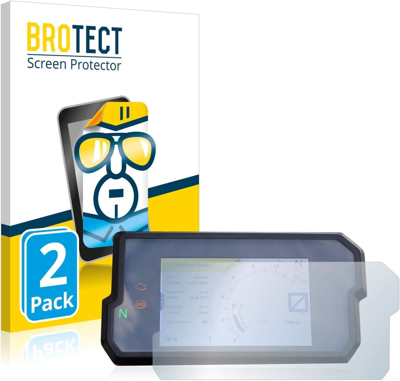 Brotect Schutzfolie Kompatibel Mit Ktm 125 Duke 2019 Elektronik