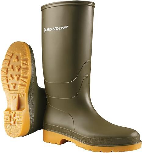 Boys Girls Dunlop Wellingtons Wellies Rain Mucker Snow Waterproof Boots Shoes