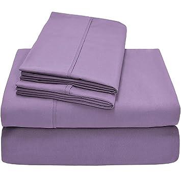600 Tc Ultra Soft 100 ägyptische Baumwolle Bettwäsche 6 Stück