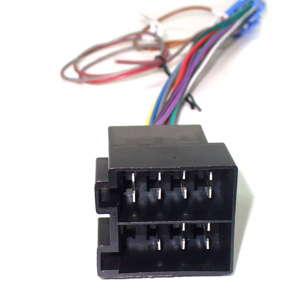 PIONEER Autoradio Kabel Radio Adapter Stecker ISO: Amazon.de: Elektronik