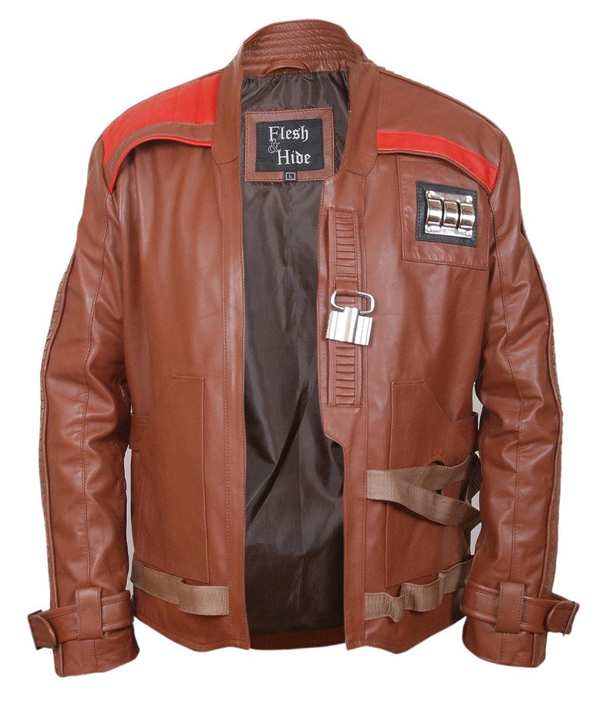 F&H Men's Star Wars The Force Awakens Finn John Boyega Jacket
