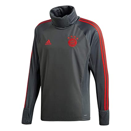 85163403 Image Unavailable. Image not available for. Color: adidas 2018-2019 Bayern  Munich Warm Top ...