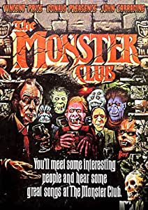 The Monster Club (remastered widescreen edition)