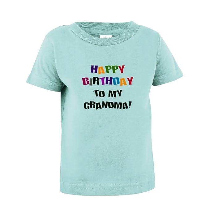 Amazon Speedy Pros Happy Birthday To Grandma Toddler Baby Kid