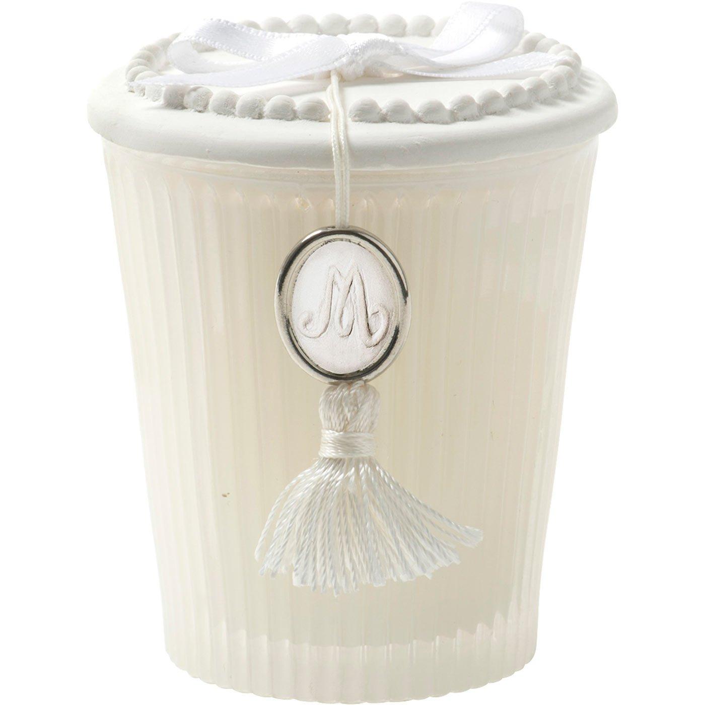 bougie les intemporelsPM, parfum poudre de riz Mathilde M