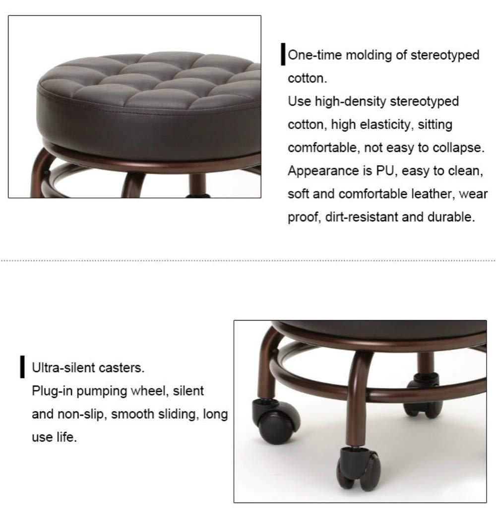 Pedicure silla pie taburete salón de belleza footstool ...