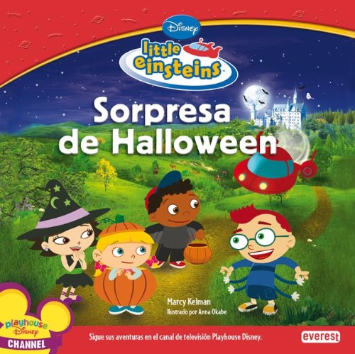 Little Einsteins. Sorpresa de (Little Einsteins Halloween)