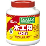 コニシ ボンド 木工用(ポリ缶) CH18 3kg #40140