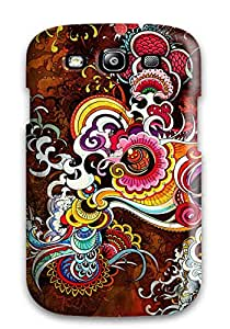 Galaxy S3 Cover Case - Eco-friendly Packaging(japanese Art )