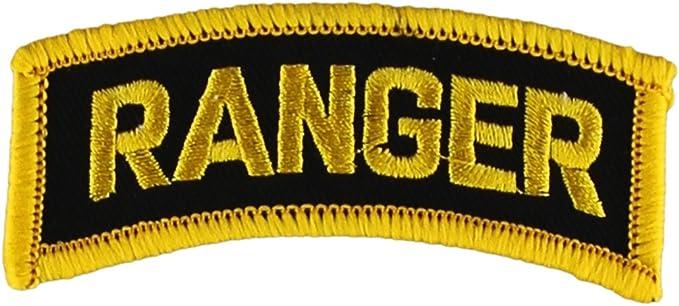 US ARMY RANGER TAB OCP Scorpion NO Hook-n-Loop patch m//e