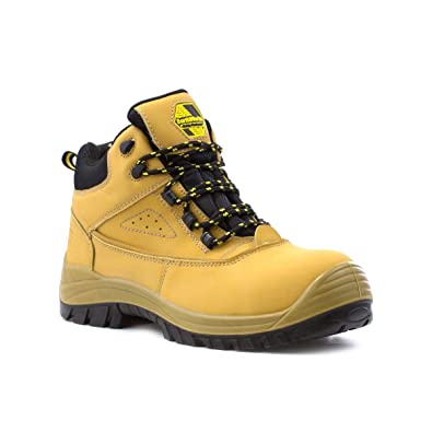 a746e9fdb2f Earth Works Safety - Earthworks Mens Honey Metal Free Safety Boot ...