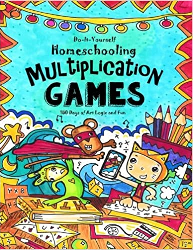 Multiplication Games - 180 Days of Math, Art & Logic Fun: Do