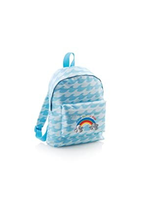 Amazon.com: Agatha Ruiz De La Prada – Small Backpack, Waves ...