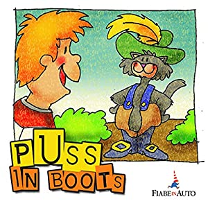 Puss in boots Audiobook