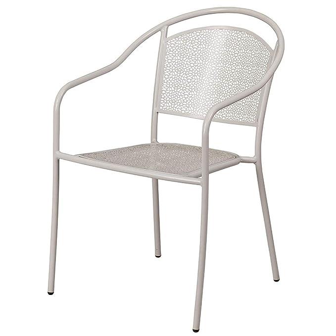 Amazon.com: KLS14 - Silla de patio con diseño moderno ...