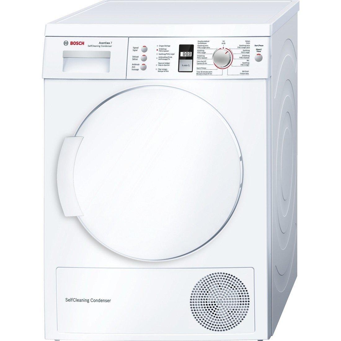 séche-linge Bosch wtw84371 Bomba de calor a + +: Amazon.es ...