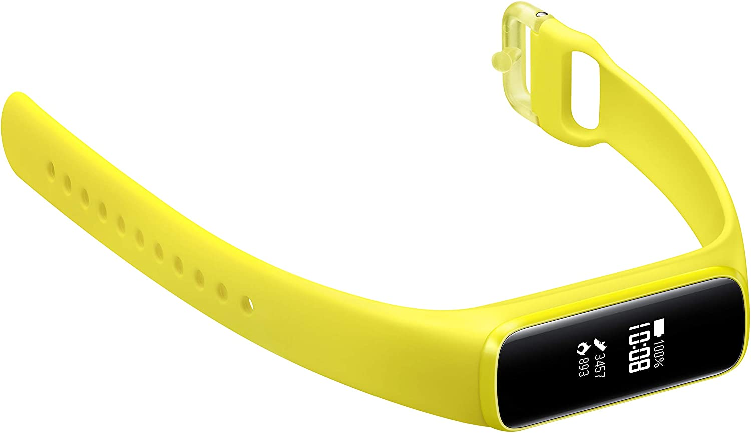 Samsung Galaxy Fit e Fitnesstracker gelb um 15,50€ anstatt 23,90€