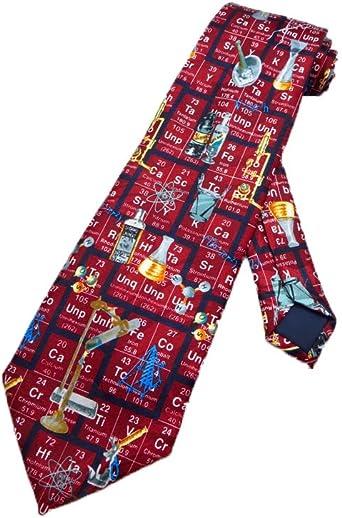 Steven Harris - Corbata para hombre, diseño de tabla periódica de ...