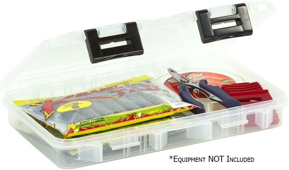 PLANO 3600 ORIGINAL 11 X 7 X 1 3//4 CLEAR POLY BOAT BAIT TACKLE STORAGE BOX TRAY