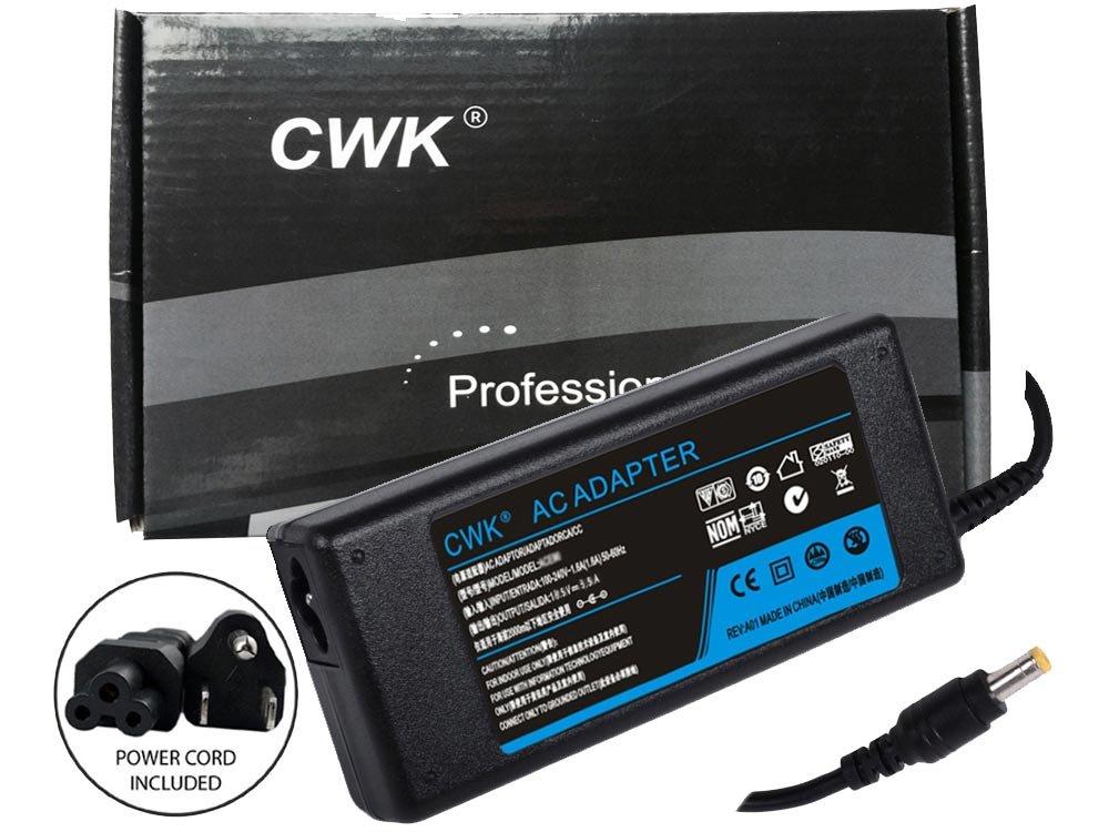 CWK Ac Adapter for Hp Officejet H470 H470b H470wbt H470wf H450 H460 Deskjet 460 Mobile Printer Charger Power Supply Cord 65 Watt Hp Officejet H470 H470b H470wbt H470wf H450 H460 Deskjet 460 CWK®