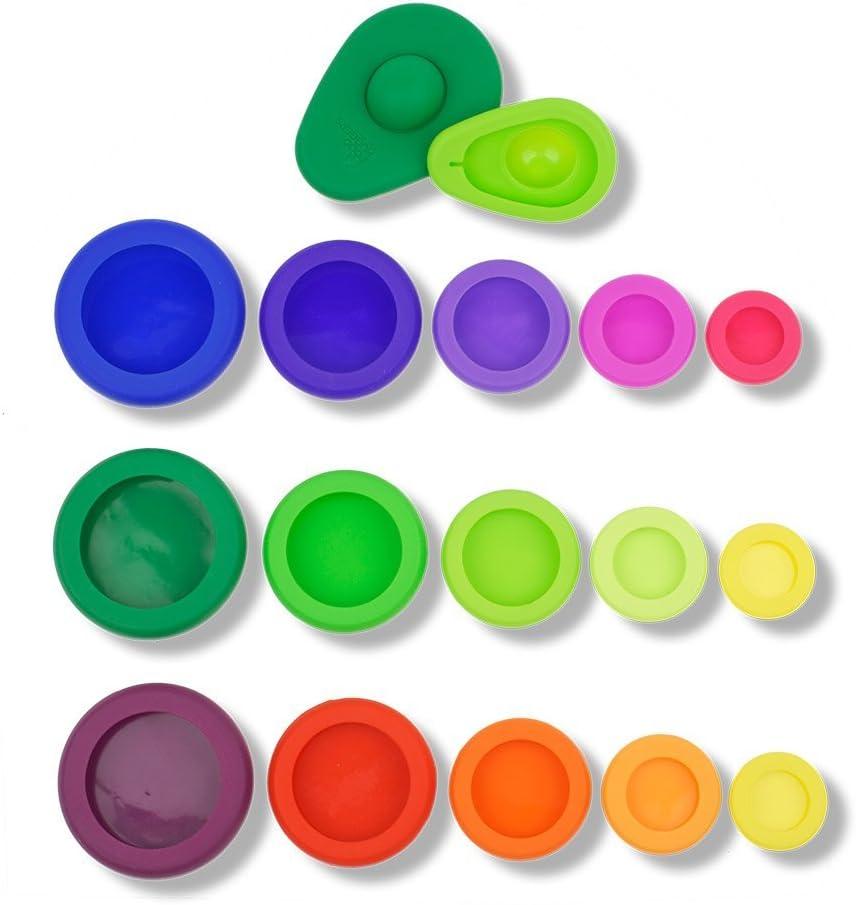 Set of 2 Green 5163995 Farberware Bowl Huggers