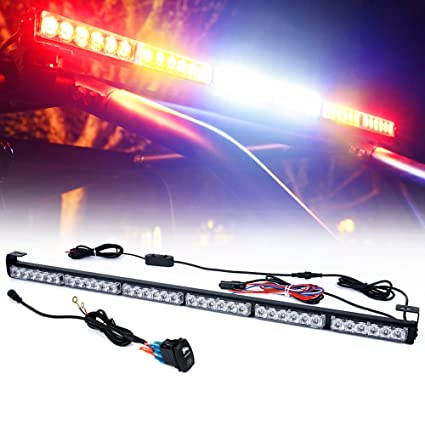 Astounding Amazon Com Xprite 36 Rear Chase Led Light Bars All In One W Wiring 101 Eattedownsetwise Assnl