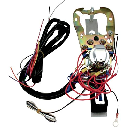 PRO-ONE PERF.MFG. WIRING HARNESS W/DASH SW 400909 on