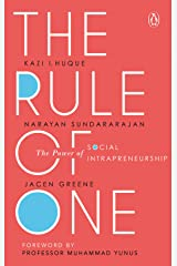 The Rule of One: The Power of Social Intrapreneurship Kindle Edition