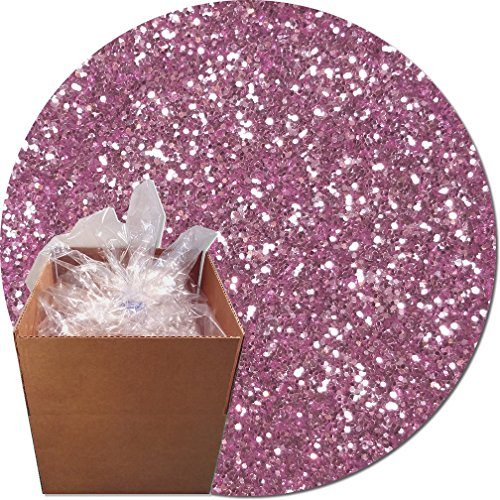 Glitter My World! Craft Glitter: 25lb Box: Lavender Sky by Glitter My World!