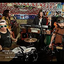 Jam in the Van - Archie Powell & The Exports (Live Session) [Explicit]