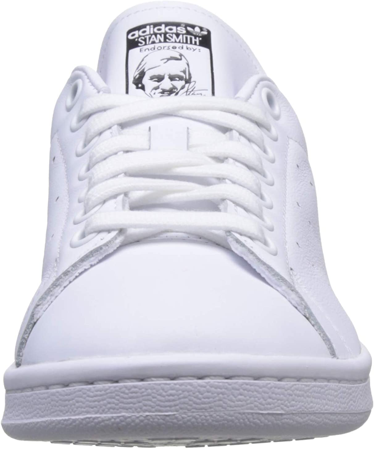 Adidas Stan Smith, Chaussures De Gymnastique Homme Blanc Ftwr White Core Black