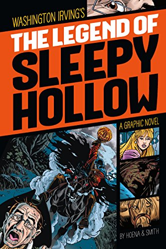 The Legend of Sleepy Hollow (Graphic Revolve: Common