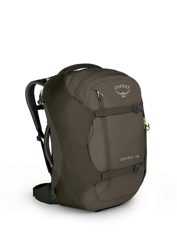 (オスプレー) OSPREY Porter 46 トラベルバックパック (並行輸入品) One Size CASTLE GREY B07NXWLRXB