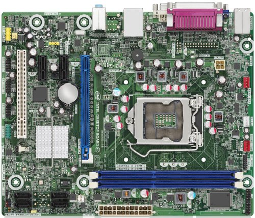 Build My PC, PC Builder, Intel BOXDH61CRB3