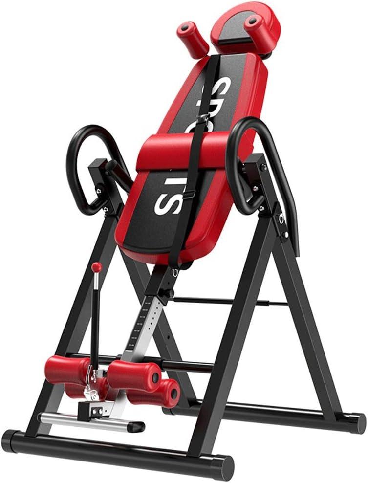 屋内フィットネス運動| 世帯体重のエクササイズとフィットネスの逆転表 (色 : 赤, サイズ : 74*115*152cm) 赤 74*115*152cm