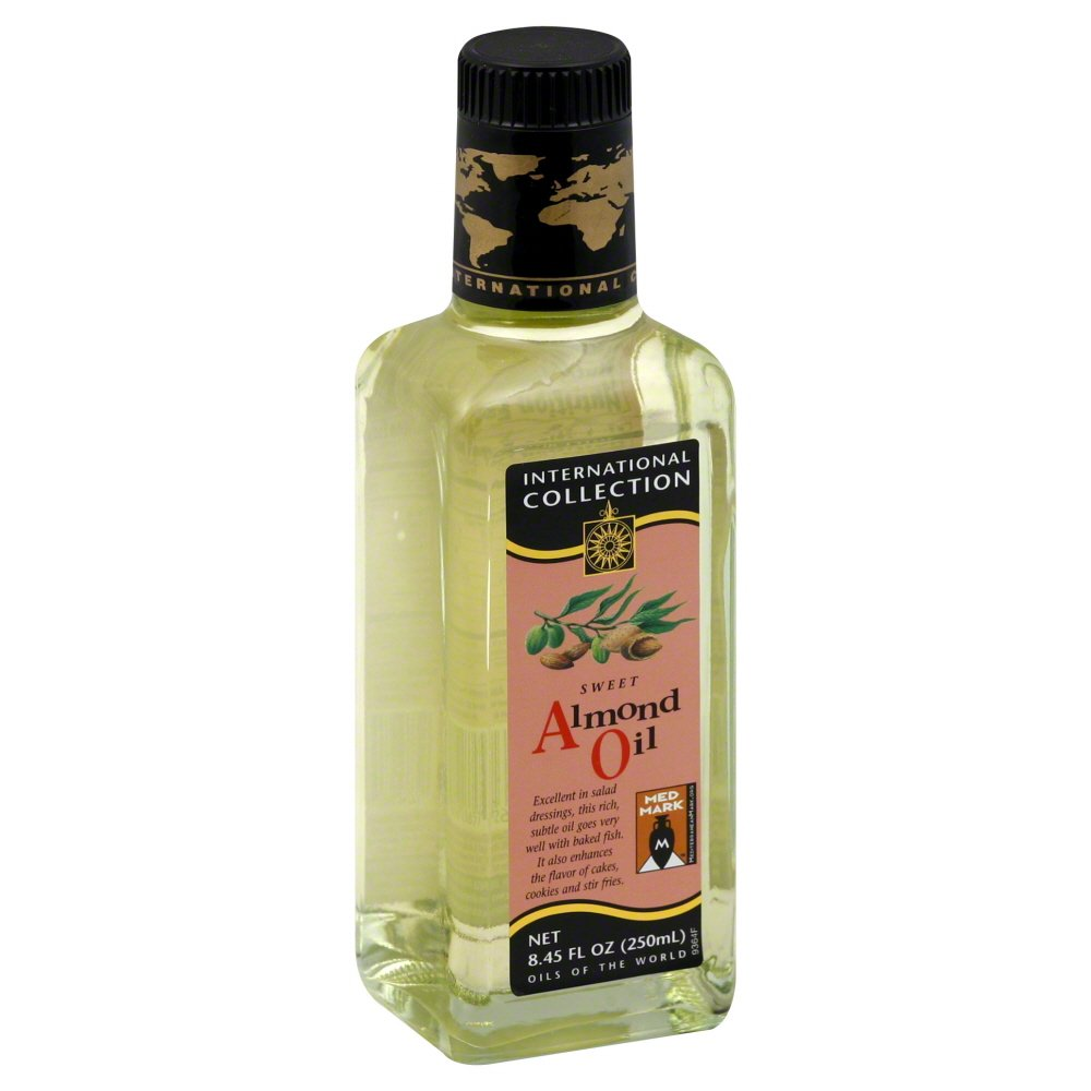 International Collection Almond Oil 8.45 FO (Pack of 6) by International Collection