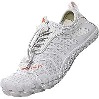 Rokiemen Zapatos de Agua Niños Antideslizante Secado Rápido Zapatillas de Playa de Verano Deportes Acuáticos Escarpines…