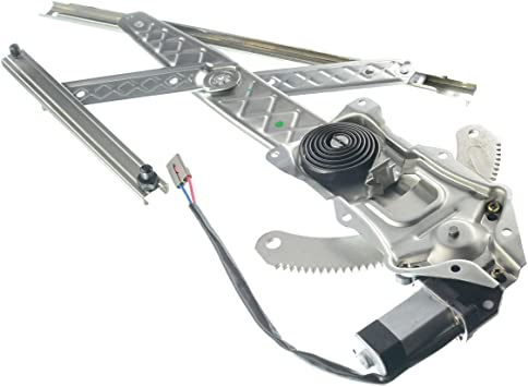 Amazon Com A Premium Power Window Regulator And Motor Assembly Replacement For Ford Expedition 1997 2002 Lincoln Navigator 98 02 Front Left Driver Side Automotive