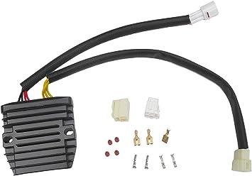 Suzuki GSXR 1000 GSXR1000 Voltage Regulator Rectifier 2005-2009 Updated Model
