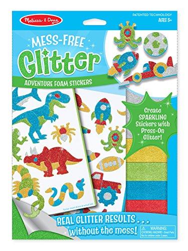 Melissa Doug Mess Free Glitter Craft