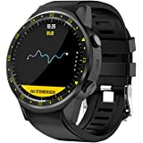 F1 Sport Smart Watch with GPS Camera Support Stopwatch Bluetooth Smartwatch SIM Card Wristwatch for Android